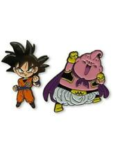 DRAGON BALL SUPER - GOKU & BUU PIN SET