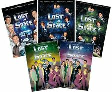 Lost in Space Complete Series Seasons 1-3 DVD,5 Sets Season 1 2 3