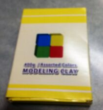 Modeling Clay Set 4 colors Sticks Re-useable Red Green Yellow Blue