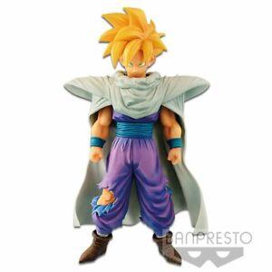 NEW! Banpresto Grandista Dragon Ball Z Resolution of Soldiers Son Gohan Figure