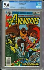 Avengers #179 CGC 9.6 White Bloodhawk app