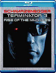 Terminator 3 - Rise of the Machines - Bluray - Imported from USA - Used
