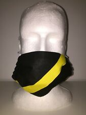 Richmond Tigers AFL Football Style Handmade Reusable Washable Face Mask