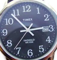 Timex Timex Indiglo CR 2015 Bell T2N370 30M WR Date Analog Quartz Watch New Batt