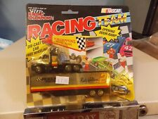 RACING CHAMPIONS RUSTY WALLACE  RACING TEAM TRANSPORTER - SEE COMMENT