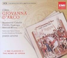 Verdi: Giovanna D'Arco, New Music