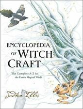 Encyclopedia of Witchcraft HC Book 4.5 lbs of Info! Huge! Wiccan Pagan Witch