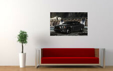 """DODGE CHARGER RT FAST FIVE PRINT WALL POSTER PICTURE 33.1""""x20.7"""""""
