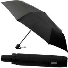 HUGO BOSS Ombrello & wrap tascabile su-a-automatico Telescopico NUOVO