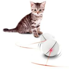 Cat Toy Smart LED ABS Electric Rolling Pet Ball