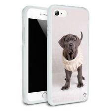Neapolitan Mastiff Dog Nifty Sweater Slim Hybrid Case Fit iPhone 8, 8 Plus, X