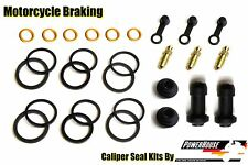 Honda CB 600 F Hornet ABS front brake caliper seal repair kit 2007 2008 2009