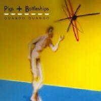 Quando Quango - Pigs and Battleships [New CD]