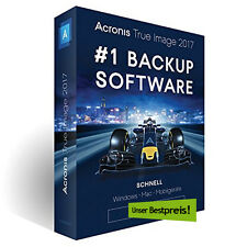 Acronis True Image 2017 - 1 PC - Vollversion