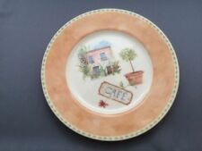 Unboxed Vintage Original British Art Pottery Dinner Plates