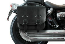 Satteltasche Harley Dyna Glide Sport Packtasche Motorradtasche Leder Buffalo Bag