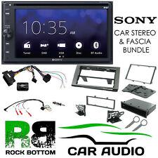 Ford C-Max 2003-2010 SONY Bluetooth DAB Car Stereo Grey Kit CTKFD23