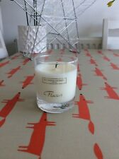 The White Company Flowers Candle