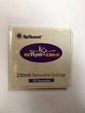 SyQuest  ezflyer 230 mb Carteidge