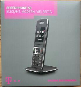 TELEKOM Speedphone 50, schnurloses Telefon, (OVP)