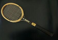 Vtg. Bancroft Bjorn Borg Personal Wood Tennis Racquet 4 5/8 Medium