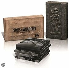 Sons Of Anarchy Collectors Edition Staffeln 1 2 3 4 5 6 7, 30 DVD Box NEU & OVP