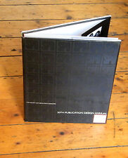 SOCIETY OF PUBLICATION DESIGNERS SPD 30th Annual 1994 Media Graphic Design U122