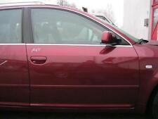 Tür vorne rechts Audi A6 4B VOR-Facelift HIBISKUSROT Perleffekt LZ3L dunkelrot
