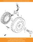 SUZUKI Bolt, Rotor, 09103-14001 OEM