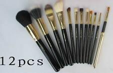 MAC makeup brush set with zipper bag