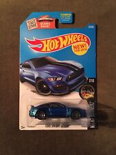 DIECAST 1/64 HOT WHEELS 2016 SHELBY MUSTANG GT350R