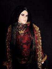 Dracula ~ KEN Barbie doll ooak repaint Vampire Gothic Blood Dark Dakota's Song