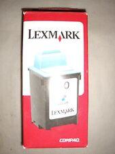 New Lexmark 60 Tri-Color Ink Cartridge 17G0060