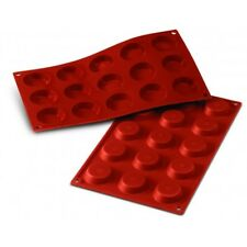 Moules silicone 15 mini tartelettes