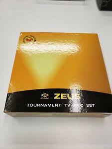 Cyclop ZEUS TV Edition Pool Ball Set Pool Billiards Ball Set