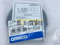 1PCS New Omron E3Z-B81 Photoelectric Switch Proximity Senser Cable 2M E3ZB81
