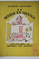 Le Diable en ménage illustré par VAN MOPPES