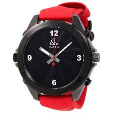 Jacob & Co. Six Time Zones Chronograph Mens Watch JC27 MOP