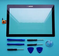 OEM Lenovo TAB 3 TB-X103F Tablet Touch Screen Digitizer Front Glass Lens Black