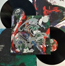 The Cure - Mixed Up 2xLP 1990 1st UK Press Fiction FIXLP 18 Inners Vinyl Remixes