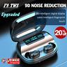 Wireless Headphones TWS Mini True Bluetooth 5.0 Stereo Earphones In-Ear Headset@