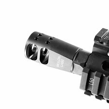 S7 Compact High Performance S-Type Muzzle Brake +Crush 9/16-24 .260 .308 CQB USA