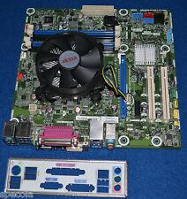 Intel DQ77CP LGA 1155 Socket Motherboard USB3.0 COOLER I/O SHIELD SUPPORT 3-GEN