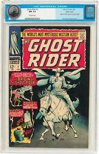 Ghost Rider #1 CGC 9.4 1967 1st Appearance! Pacific Coast Pedigree! G5 216 cm