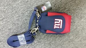 New York Giants Purse Plus Touch Phone  ID Wallet Charm 14 Gift Bag Compact NY