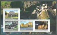 Ireland-Castles of Ireland min sheet mnh -2007