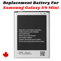 New Replacement Battery B500AE 1900mAh FOR Samsung Galaxy S4 Mini Mobile Phone