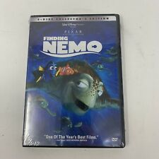Finding Nemo (Dvd, 2003, 2-Disc Collector's Edition) New & Sealed Disney Pixar