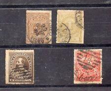 Uruguay Valores del año 1877-88 (CR-790)