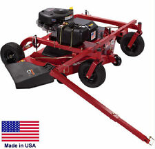 "TRAIL MOWER TRAILMOWER - Commercial - 60"" Finish Cut - 18.5 Hp - Electric Start"